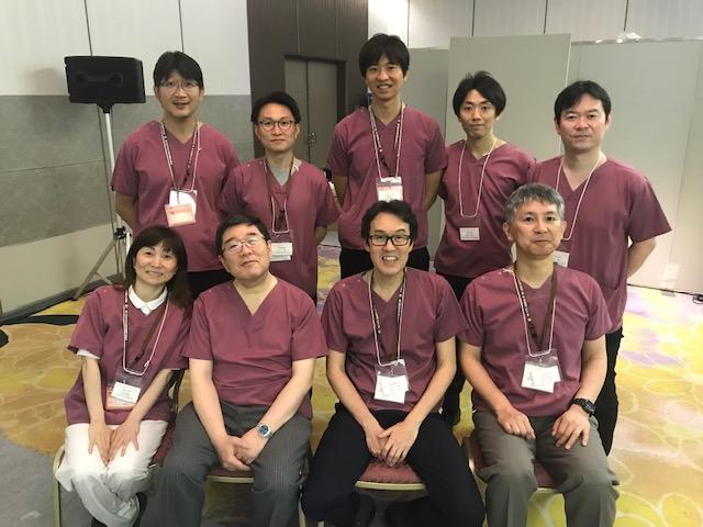 第97回日本消化器内視鏡学会総会ハンズオンセミナーでの様子